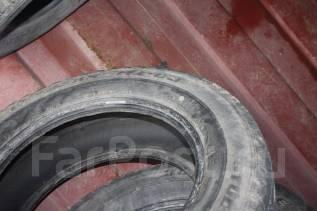 Bridgestone Blizzak MZ-03. Всесезонные, 2006 год, износ: 50%, 2 шт