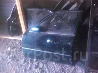 Зеркало заднего вида боковое. Lexus LS400, 1011