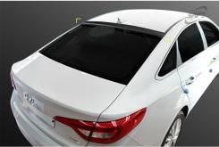 Спойлер на заднее стекло. Hyundai Sonata, YF
