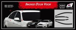 Ветровик на дверь. Chevrolet Epica, V250 Двигатели: X, 25, D1, 20