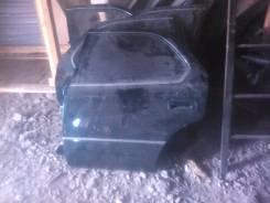 Стекло боковое. Lexus LS400, 1011