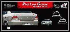 Накладка на фару. Nissan Almera, N16 Двигатели: QG18DE, QG15DE
