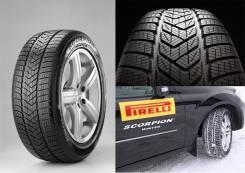 Pirelli Scorpion Winter. Зимние, без шипов, 2015 год, без износа, 4 шт
