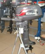 Suzuki. 4,00л.с., 2-тактный, бензиновый, нога S (381 мм), Год: 2004 год