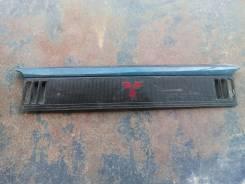 Решетка радиатора. Mitsubishi Delica, P35W Двигатель 4D56
