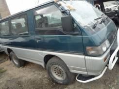 Стекло лобовое. Mitsubishi Delica, P24W, P25W, P35W Двигатели: 4D56, 4G64MPI. Под заказ