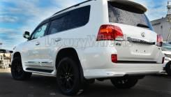 Новые Japan Racing R20 x 9,5 5x150 MATT Black на Land Cruiser 200. 9.5x20, 5x150.00, ET51, ЦО 110,0мм.
