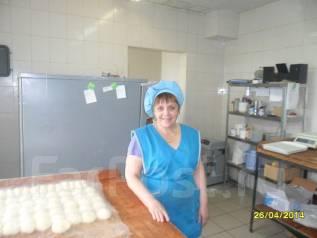 Пекарь-кондитер. Средне-специальное образование, опыт работы 13 лет