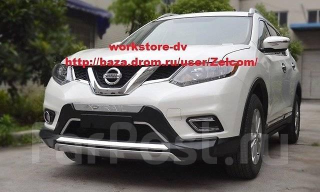 Диффузоры Nissan X-trail 32 кузов. Nissan X-Trail, HNT32, HT32, NT32, T32 Двигатели: MR20DD, QR25DE, R9M. Под заказ
