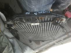 Радиатор охлаждения двигателя. Toyota Corona, ST190 Двигатель 4SFE