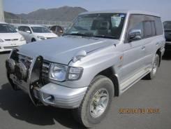 Бампер передний Mitsubishi Pajero V45W