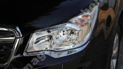 Накладка на фару. Subaru Forester, SJ, SJG, SJ5