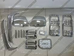 Накладка декоративная. Toyota Land Cruiser, FJ80, FZJ80, HZJ80, HZJ81, FJ80G, FZJ80G, HDJ81V, HZJ81V, FZJ80J, HDJ80, HDJ81 Двигатели: 1HZ, 1HDT, 3FE...