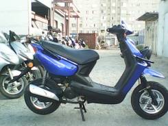 Yamaha BWS. 80 куб. см., исправен, без птс, без пробега