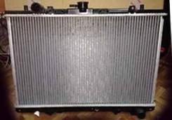Радиатор охлаждения двигателя. Mitsubishi D Mitsubishi L200