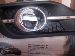 Заглушка бампера. Honda CR-V