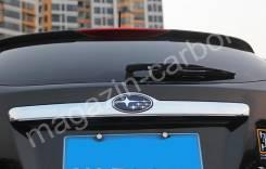 Накладка багажника. Subaru XV