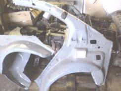 Крыло внутреннее заднее, арка колеса заднего. Hyundai Elantra