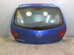 Крышка багажника. Mazda Mazda3, BK, BL, BM