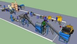 Оборудование для производства удобрений. Под заказ