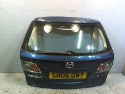 Крышка багажника. Mazda Mazda6