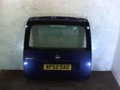 Крышка багажника. Mercedes-Benz Vaneo