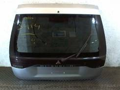 Крышка багажника. Mitsubishi Montero Sport