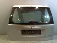 Крышка багажника. Mitsubishi Space Star