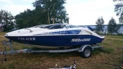 BRP Sea-Doo Speedster. Год: 2008 год, длина 6,00м., двигатель стационарный, 430,00л.с., бензин