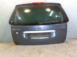 Крышка багажника. Peugeot 307