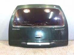 Крышка багажника. Suzuki Wagon R