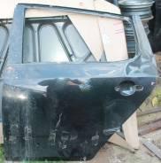 Дверь задняя левая Skoda Fabia 5J 5J6 833 051 2007-2015 под ремонт