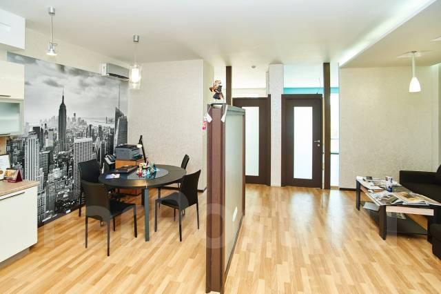 3-комнатная, улица Четвертая 6д. Океанская, застройщик, 97 кв.м. Интерьер