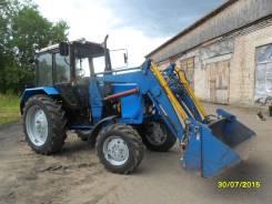 МТЗ 82.1. Продаю трактор МТЗ - 82.1 с погрузчиком ПБМ - 800 2014 г. в, 81 л.с.