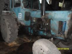 МТЗ 80. Продаю трактор МТЗ - 80 1992 г. в, ХТС, на разбор или на зап. части, 81 л.с.