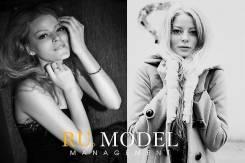 Фотосессии от модельного агентства RU. Model