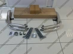 Защита бампера. Toyota Land Cruiser, UZJ100W, J100, UZJ100, UZJ100L Двигатель 2UZFE