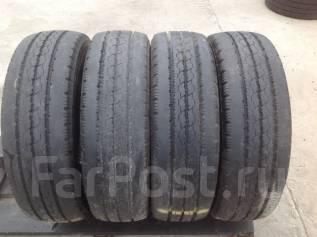 Bridgestone Duravis. Летние, 2008 год, износ: 10%, 4 шт