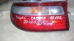 Стоп-сигнал. Toyota Carina, AT192, ST190, CT195, ST195, AT191, AT190 Двигатель 4SFE