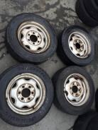 Bridgestone Duravis. Летние, 2009 год, износ: 20%, 4 шт