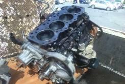 Блок цилиндров. Isuzu Bighorn Двигатель 4JG2