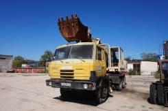 Tatra. Экскаватор планировщик УДС-114