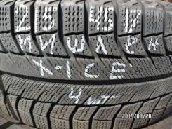 Michelin X-Ice, 215/45/17