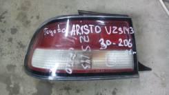 Стоп-сигнал в крыло (30-206) левый ZS143 1991г. Toyota Aristo, UZS143