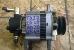 Генератор. Nissan Caravan Двигатели: QD32, TD27, TD27ETI, TD27T, TD27TI