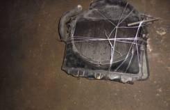 Радиатор охлаждения двигателя. Nissan Caravan Двигатель TD27