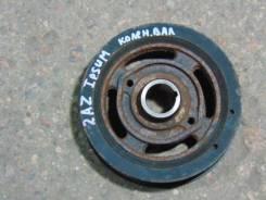 Шкив коленвала. Toyota Ipsum, ACM26 Двигатель 2AZFE