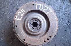 Маховик. Nissan Caravan Двигатели: TD27, TD27ETI, TD27T, TD27TI