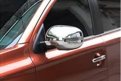 Накладка на зеркало. Mitsubishi Outlander