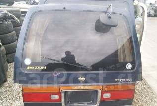 Дверь багажника. Nissan Caravan, ARME24 Двигатель TD27